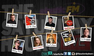 The line up - saturday hours live