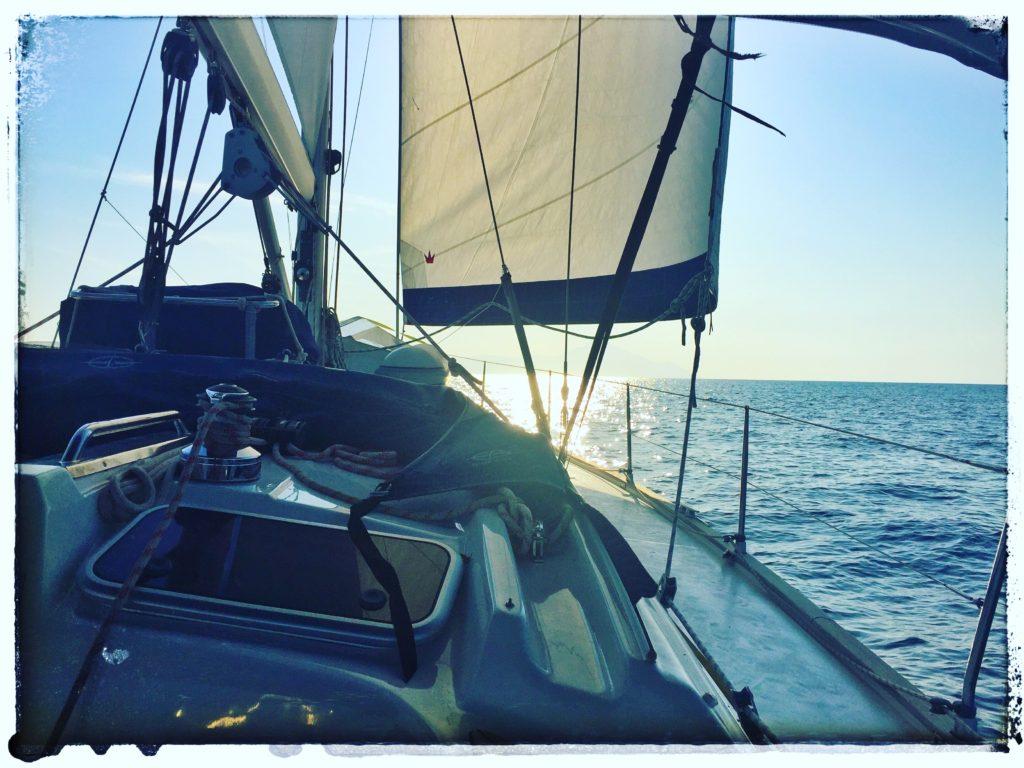 Cruising life starts again this week