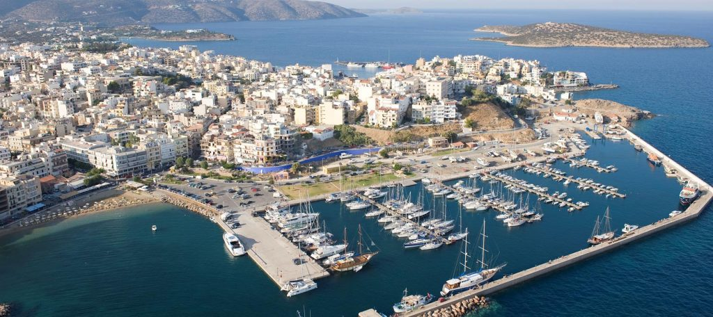 Port of Agios Nikolaus