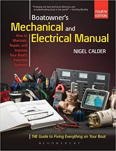 Boat owners mechanical and electrical manual